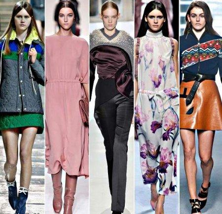 Модні тенденції 2016 року