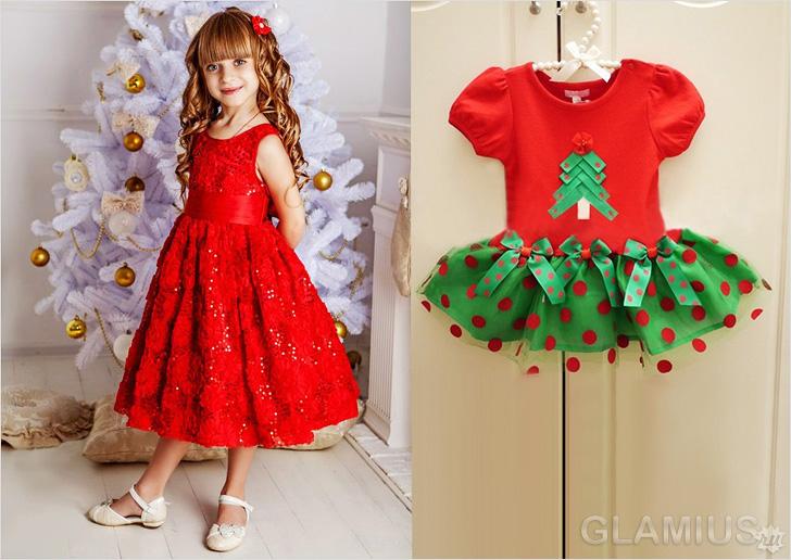 Дитячі новорічні сукні 2016 081cafb922ecd