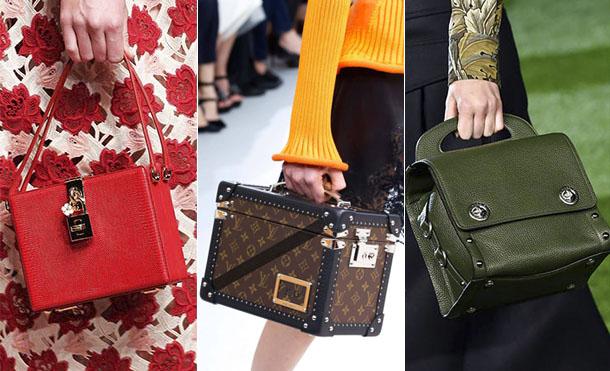 Модні жіночі сумки 2016  весна-літо (тенденції і фото) b9123db0bcbab