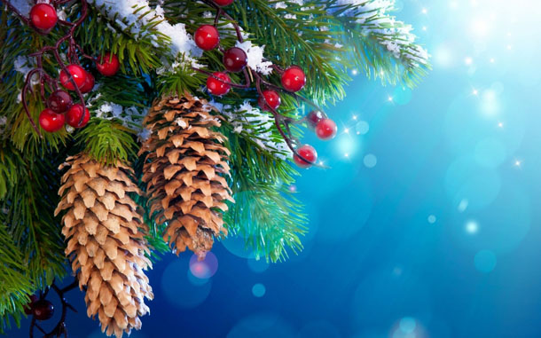 Завтра починаються новорічні гуляння!