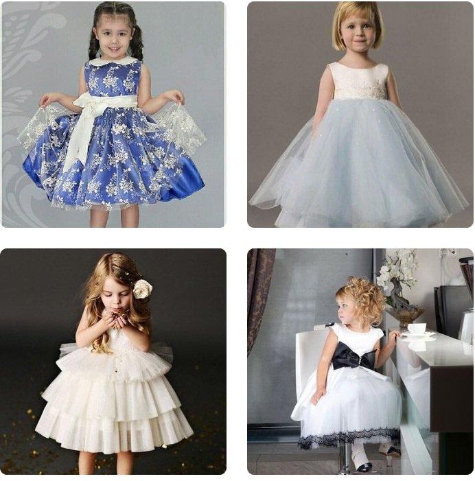Новорічні сукні 2015-2016 для дівчаток 3-5 de92544dae5af