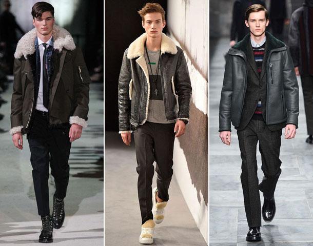 Модні чоловічі куртки осінь-зима 2016  тенденції + фото e790702c3698c