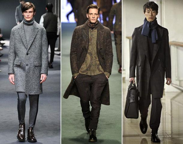 Модні чоловічі пальто осінь-зима 2016  тенденції 0c7425d67408c