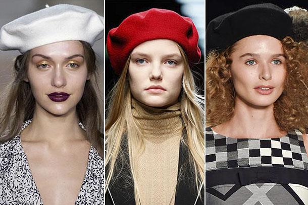 Модні шапки осінь-зима 2015-2016  тенденції 8f44cdba6abc5