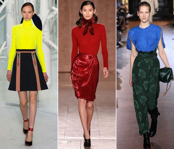 Модні жіночі блузки осінь-зима 2016  фото і тренди caca5dbcdbbc4