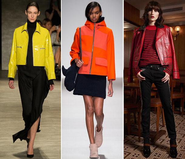 Модні жіночі куртки осінь-зима 2016  тенденції ab68b31677e3e