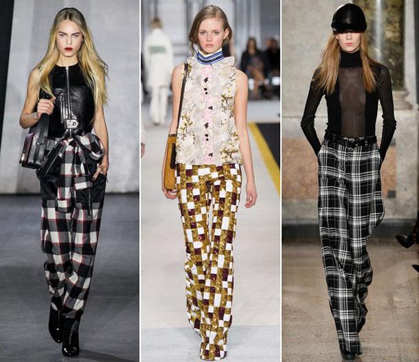 Модні жіночі штани осінь-зима 2015-2016  тенденції 3fb596cc28d27