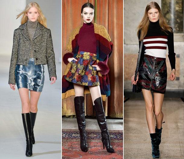 Модні жіночі спідниці осінь-зима 2015-2016  тенденції + фото 2137c929f95c1