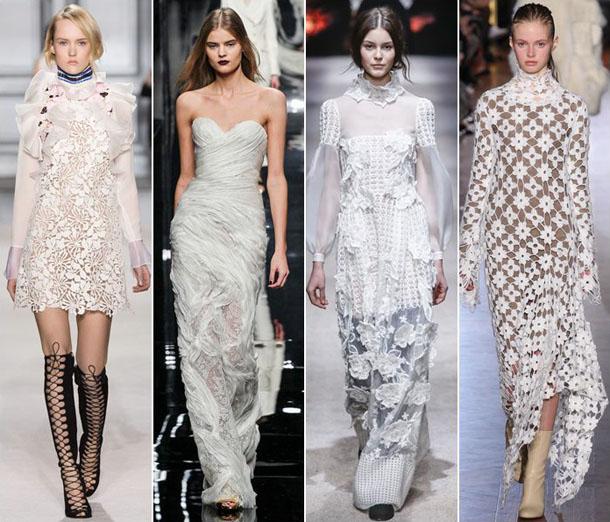 Модні жіночі сукні осінь-зима 2015-2016  тенденції фото fa65bef319b0d