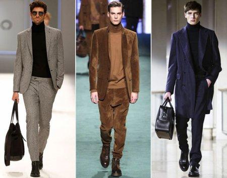 Чоловіча мода осінь-зима 2016: тенденції + фото