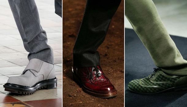 30eb6ec1178a95 Модне чоловіче взуття осінь-зима 2016: моделі фото