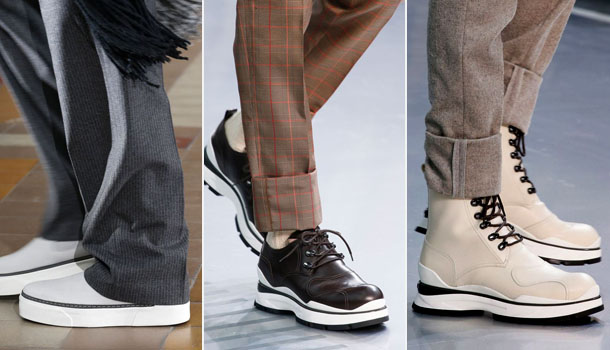 Модне чоловіче взуття осінь-зима 2016  моделі фото 80a696964cb35