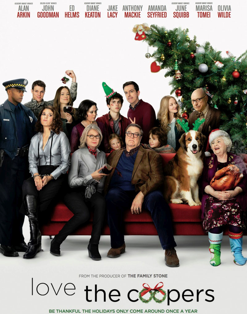 новорічні та різдвяні фільми